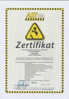 Zertifikat - RSA