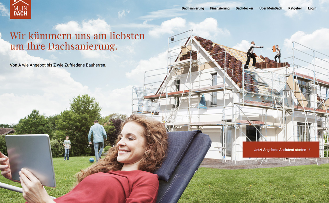 Finden Sie regionale Dachdecker-Meisterbetriebe